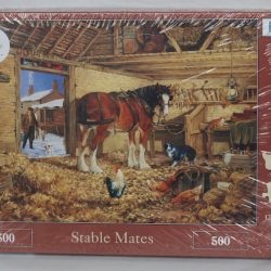Stable Mate Jigsaw