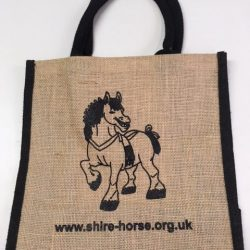 Jute Bag - Sam The Shire - Front