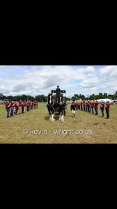 Robinsons Guard of Honour